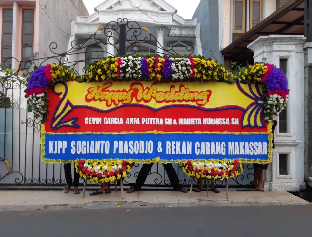 Toko Bunga Marga Jaya Bekasi
