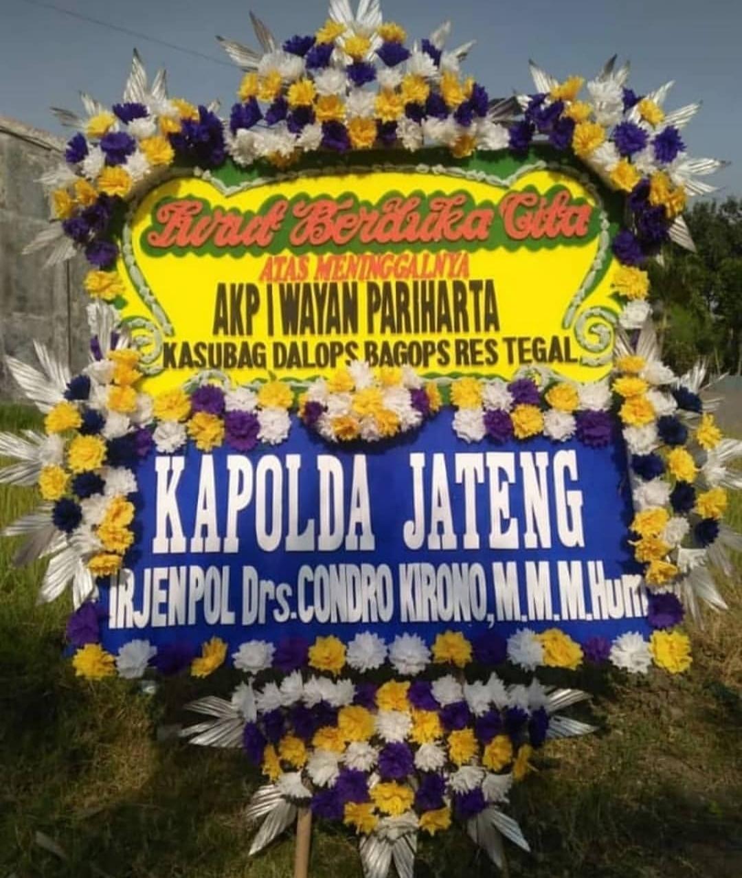 Toko Bunga Di Sewu Surakarta