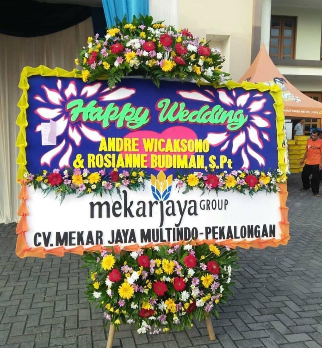 Toko Bunga Wonotingal Semarang